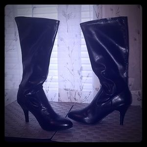 Rampage heel boots